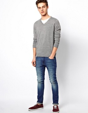 Image 4 ofRiver Island V Neck Jumper
