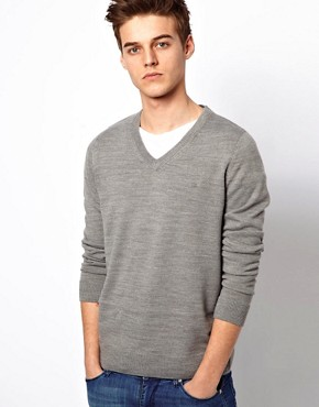 Image 1 ofRiver Island V Neck Jumper