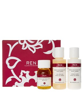 Image 1 ofREN Limited Edition Mini Rose Set