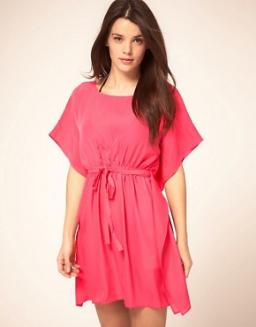 Image 1 ofPieces Angel Sleeve Beach Kaftan