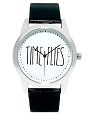 River Island Time Flies Watch
