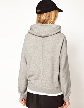Image 2 ofNike Hoodie With Oversized Hood