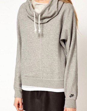 Image 3 ofNike Hoodie With Oversized Hood