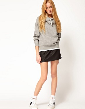 Image 4 ofNike Hoodie With Oversized Hood