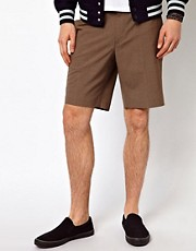 Peter Werth Micro Check Short