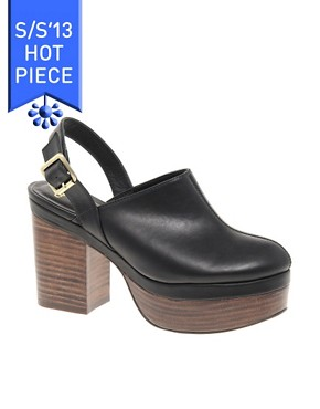 Image 1 ofASOS PRESTON Heels