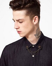 Tally &amp; Hoe Star Collar Chain