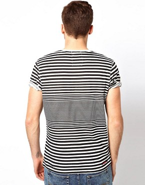 Image 2 ofRingspun Striped Top