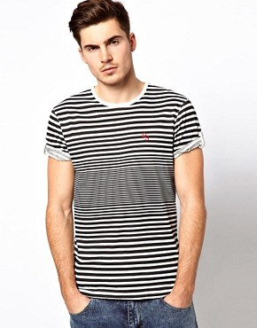 Image 1 ofRingspun Striped Top