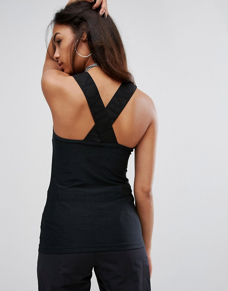 Back by Ann Sofie Back Round Logo Vest - Black