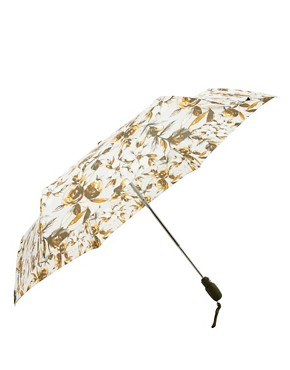 Image 1 ofFulton Superlim-2 Winter Floral Umbrella