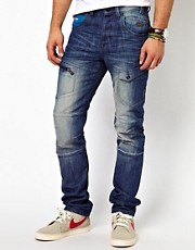 Raw Craft Jeans Edward Washed