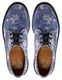 Image 4 ofDr Martens 1461 Floral 3 Eye Shoes