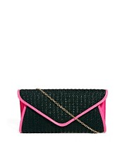 Johnny Loves Rosie Envelope Clutch Bag