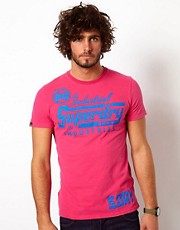 Superdry 88 Industrial T-Shirt