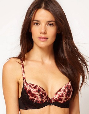 Image 1 ofGossard Prowl Padded Cup Bra