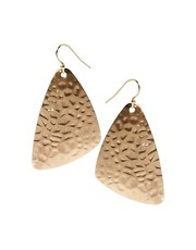 Kenneth Jay Lane Triangle Drop Earrings