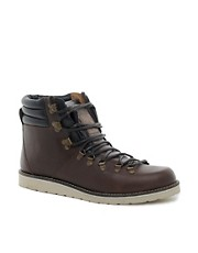 Frank Wright Dale Leather Hiking Boots