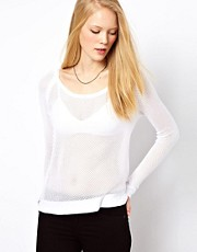 Rag & Bone  Island  Pullover mit Raglanrmeln