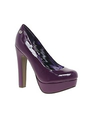 Blink Patent Heeled Shoe