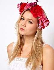 ASOS Flower Hair Garland