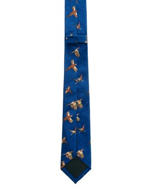 Image 3 ofASOS Bird Print Tie