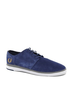Image 1 of Fred Perry Capsule Sportswear Trainers