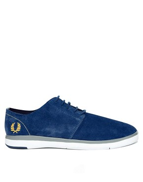 Image 4 of Fred Perry Capsule Sportswear Trainers