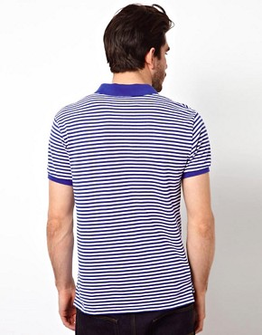 Image 2 ofPolo Ralph Lauren Polo in Slim Fit Stripe