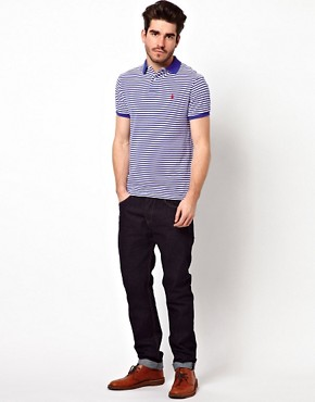Image 4 ofPolo Ralph Lauren Polo in Slim Fit Stripe