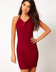 Club L Halterneck Dress