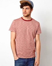 Bellfield t-shirt with Space Dye Print