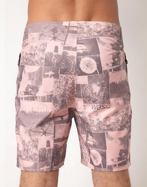 Image 2 ofWESC Butch Swim Shorts