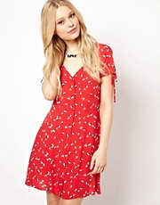 River Island Bright Tea Dress