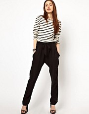 Just Female Relaxed Fit Pants