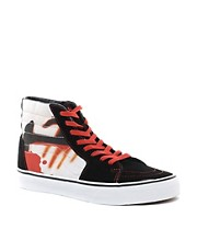 Vans Sk8-Hi Metallica Trainers