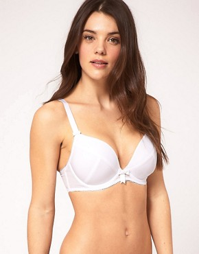 Image 4 ofFreya Lauren Underwired D-GG Padded Plunge Bra