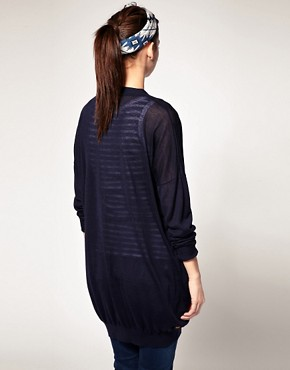 Image 2 ofG-Star Pocket Longline Cardigan
