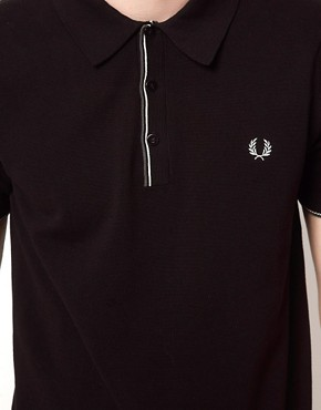 Image 3 of Fred Perry Polo Classic Tipped Shirt