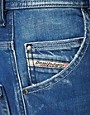 Image 3 of Diesel Krooley Carrot fit Jeans