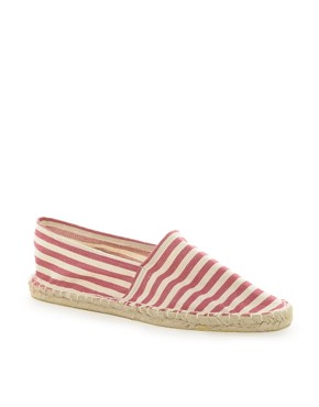 Image 1 ofRiver Island Striped Espadrilles