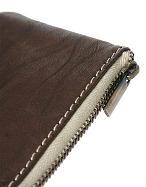 Image 2 ofASOS Leather Zip Around Wallet
