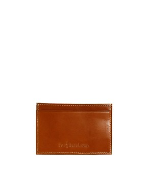 Image 2 ofPolo Ralph Lauren Leather Cardholder