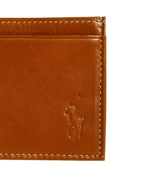 Image 4 ofPolo Ralph Lauren Leather Cardholder