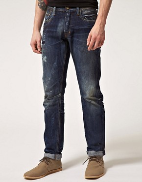 Image 1 ofPRPS Goods &amp; Co Barracuda Regular Fit Jeans