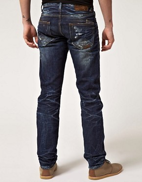 Image 2 ofPRPS Goods &amp; Co Barracuda Regular Fit Jeans