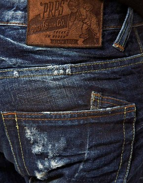 Image 4 ofPRPS Goods &amp; Co Barracuda Regular Fit Jeans