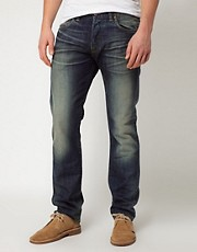 Edwin Jeans ED-71 Regular Slim Oiler Wash