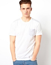 Esprit T-Shirt With Pocket