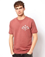 Jack &amp; Jones Sweatshirt With Short Sleeves